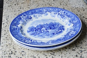 bordjes Staffordshire Country Scenes 4208